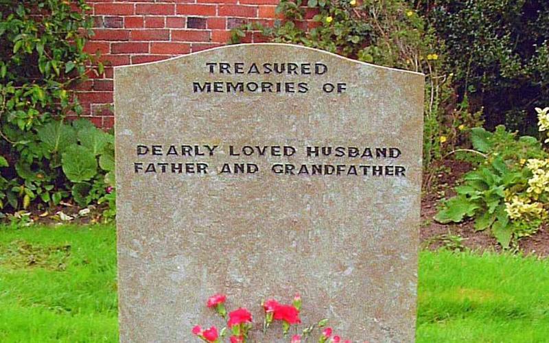 memorial inscriptions