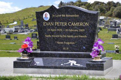 beautiful headstone designs