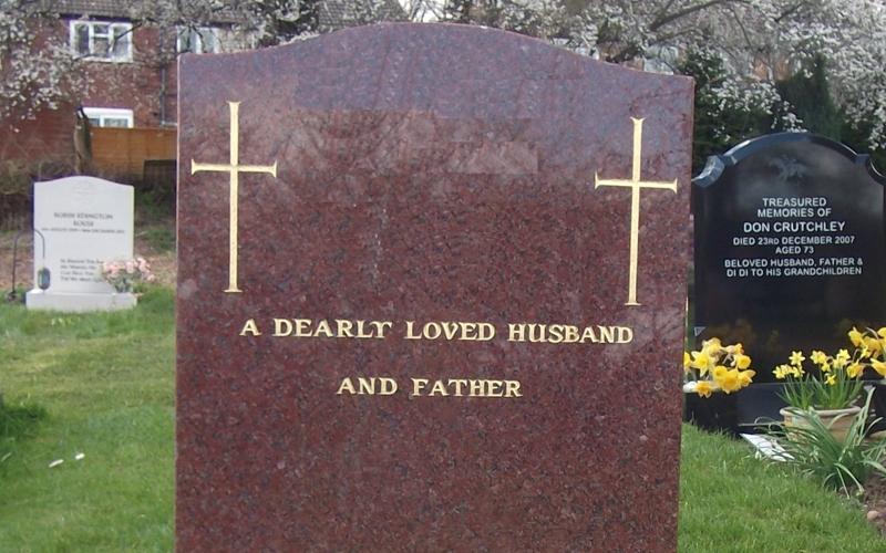 memorial inscription restoration