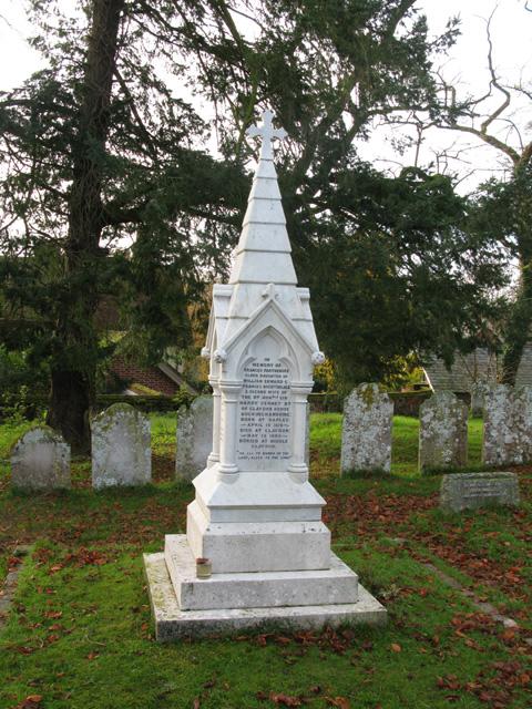 florence nighingale celebrity headstone