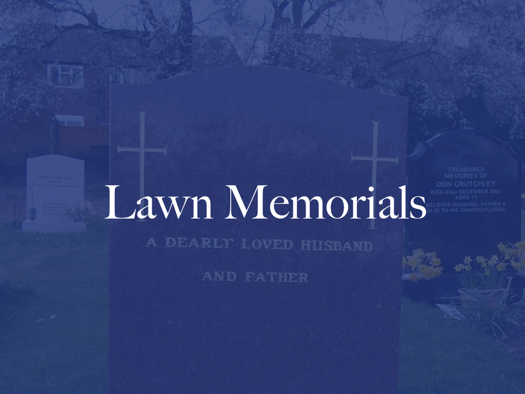 lawn memorials