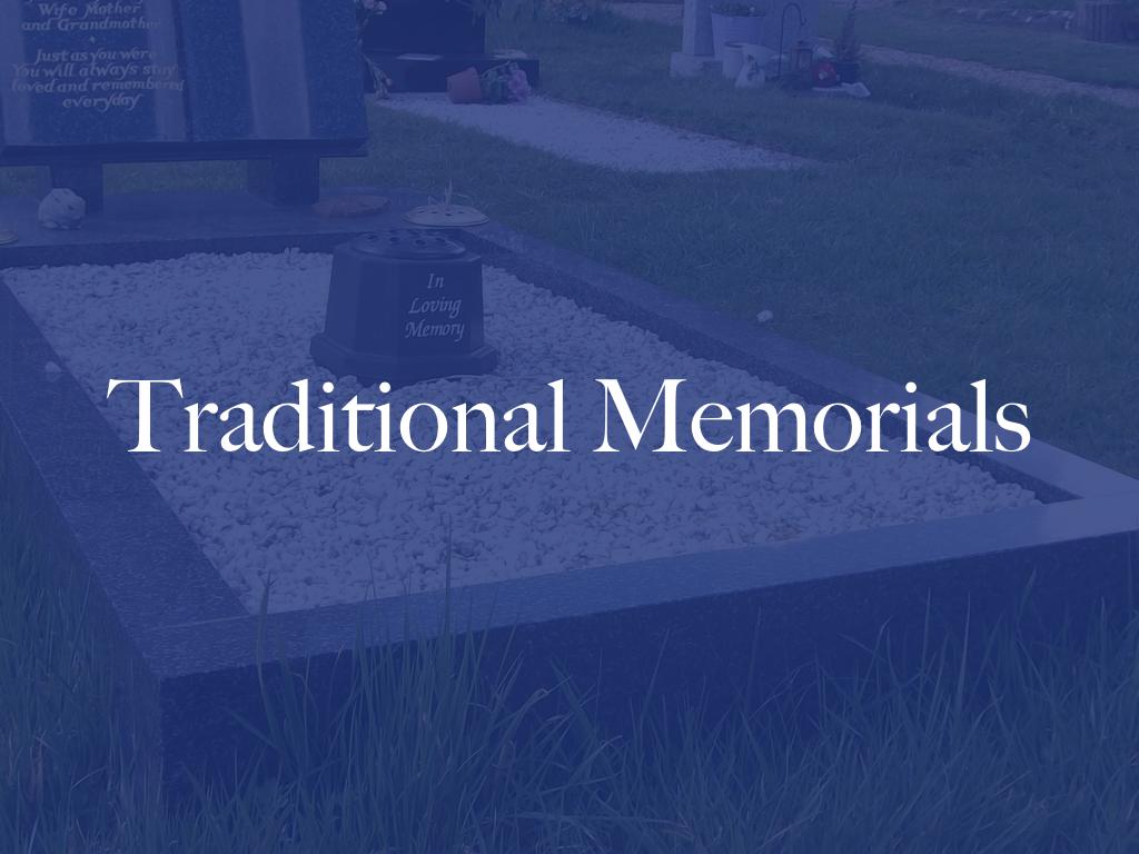 traditional memorials