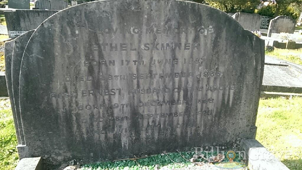 Robin Hood Cemetery